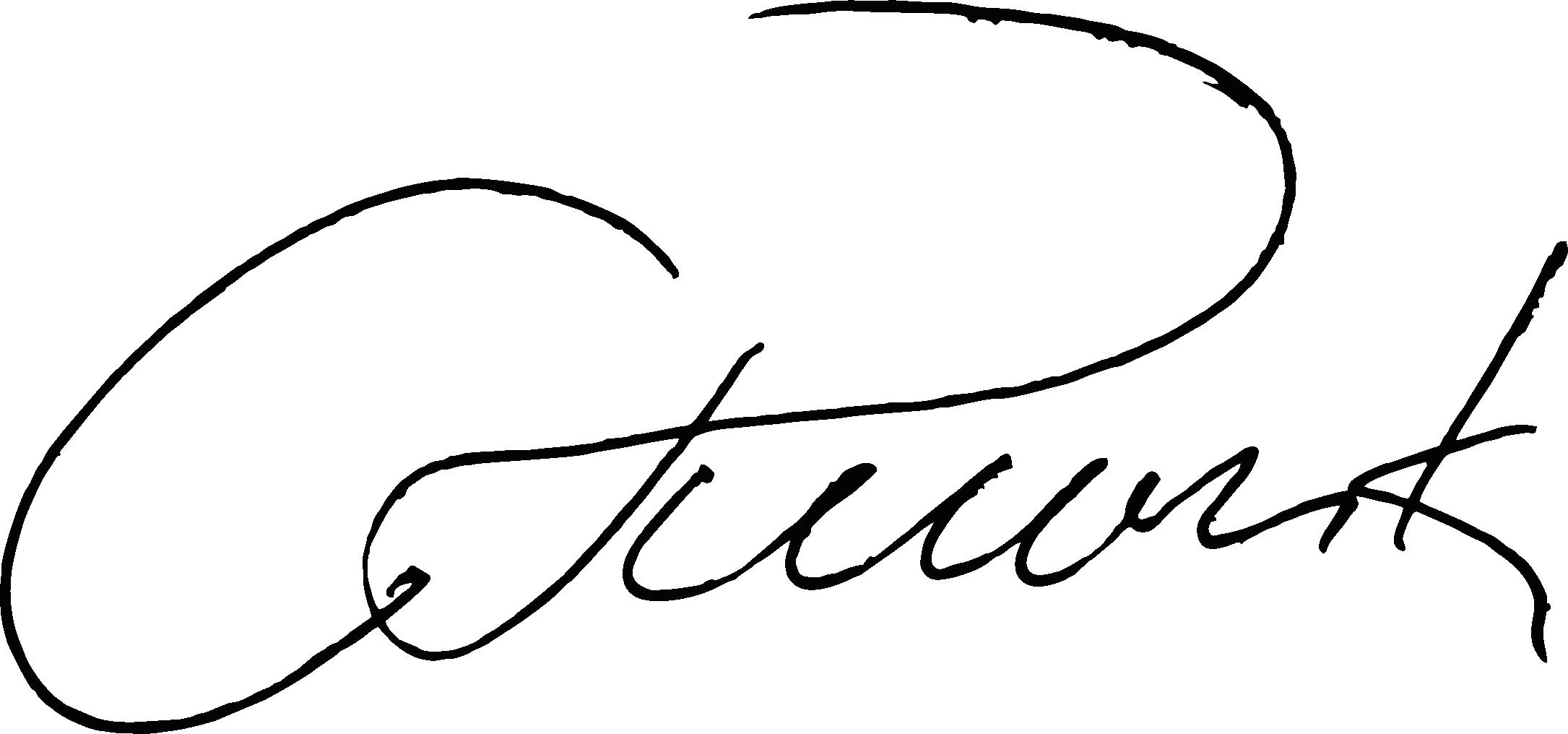 podpis KG